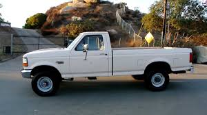 1992 Ford F150 1992 Ford F250 F 250 4x4 Work Truck For Sale Before Ebay Video