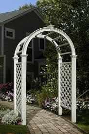 garden arbor gate home outdoor decoration