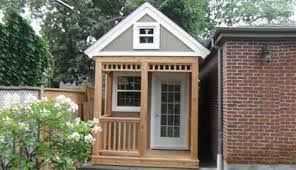 backyard studio plans build your own today