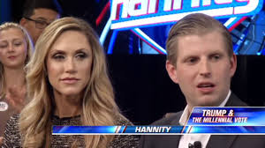 The Trump Family by Charlie Kirk Joins The Trump Family On Hannity Youtube