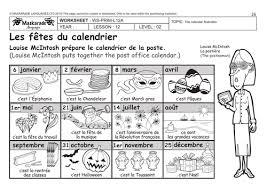 all worksheets kindergarten calendar worksheets printable