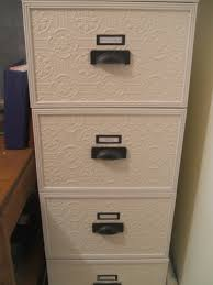 Diy File Cabinet Desk by Laughing At The Days To Come A Tale Of One Filing Cabinet