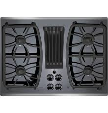 Gas Cooktop Dimensions Captivating Design Ideas For Gas Cooktop With Downdraft Kitchen