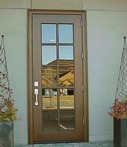 Exterior Doors Commercial Commercial Exterior Wood Front Entry Doors Doors By Decora