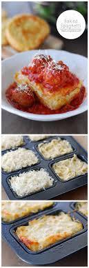ent cuisine pas cher baked spaghetti recipe for mini loaves of alfredo baked