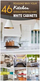 kitchen cabinet design ideas photos 46 best white kitchen cabinet ideas for 2017