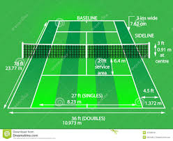 triyae com u003d tennis court backyard dimensions various design