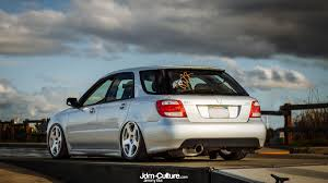 bagged subaru outback ivan saabaru the sand goat jdm culture com