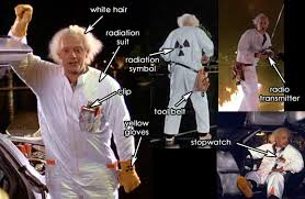 back to the future costume doc brown costumes back to the future costume playbook