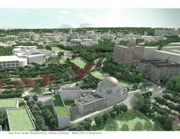Performing Arts Center Design Guidelines Cwru Cleveland Museum Of Art Announce Innovative Landscape
