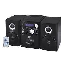 cd players home stereo systems portable audio devices walmart bluetooth portable audio with built in am fm radio system