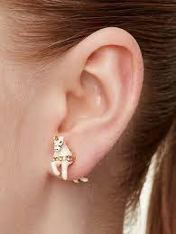 unicorn earrings carnival nights unicorn studs kate spade new york