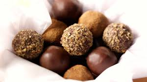 bittersweet chocolate truffles with parmesan eat wisconsin cheese