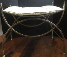 Antique Vanity Chairs Hollywood Regency Antique Vanity Stools Benches 1950 Now Ebay
