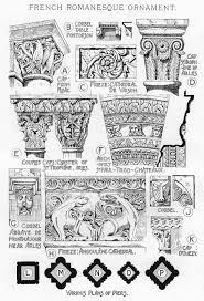 characteristics of romanesque architecture ii