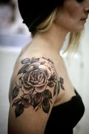 upper arm tattoos for girls best 25 rose shoulder tattoos ideas on pinterest 90 in roman