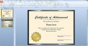 college graduation certificates templates