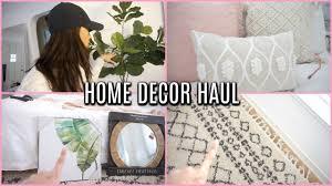 marshalls home decor new home decor haul 2018 homegoods tjmaxx marshalls target