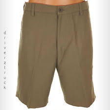 Comfort Waist Mens Shorts Chaps Polyester Casual Men U0027s Shorts Ebay