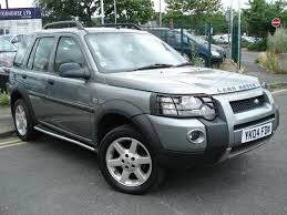 used land rover freelander hse green cars for sale motors co uk
