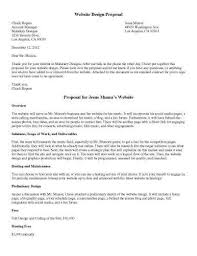 32 sample proposal templates in microsoft word