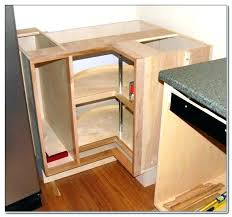 how to install lazy susan cabinet corner cabinet lazy susan repair lazy shelves replacement lazy