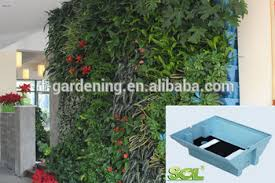 living wall planter vertical garden hydroponic growing systems