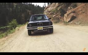 bmw rally off road video watch as the drive turns its e30 bmw 325is into a rally car