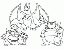 pokemon coloring pages mega charizard coloring