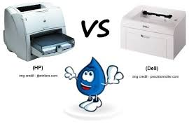 ink news the hp laserjet 1300 vs the dell 1110 laser printer