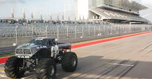 how long is a monster truck show world u0027s fastest monster truck gets 264 feet per gallon wired