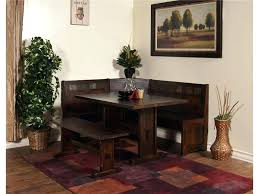 Wooden Bench And Table Corner Banquette Dining Sets White Wooden Benches And Table Black