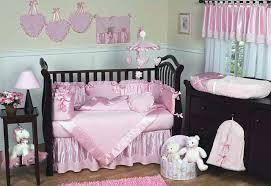 Wallpaper And Curtain Sets Baby Nursery Magnificent Baby Rooms Ideas With Cute Pink