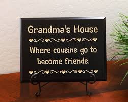 amazon com grandma u0027s house where cousins go to become friends