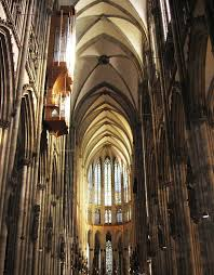 Cologne Cathedral Interior Relaxation On The Rhine Cologne On A Budget Travelsort
