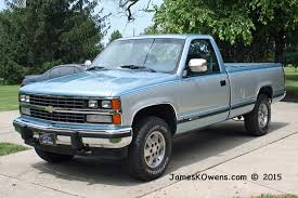 1989 chevy k1500 silverado truck 4x4 automatic 350ci v8 5 7l