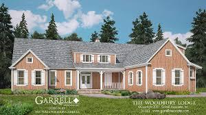 Luxury Craftsman House Plans by Woodbury Lodge House Plan House Plans By Garrell Associates Inc