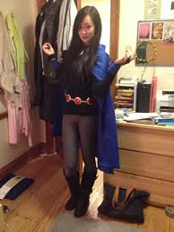 raven costume teen titans u2013 look i made a thing