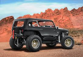 moab jeep safari 2017 the jeep quicksand concept is the real life wheels of your