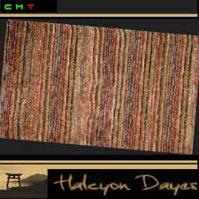 Hemp Area Rug Second Marketplace Woven Striped Hemp Area Rug