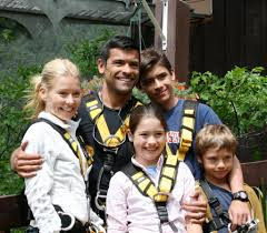 kelly ripa children pictures 2014 kelly ripa and mark consuelos visit soaring