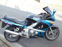 zzr 600e windscreen thread paint code black and teal zzr 600 e1