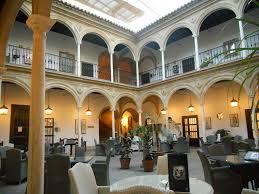 indoor courtyard parador de ubeda 2sane com magazino