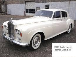 rolls royce classic limo 1965 rolls royce silver cloud iii for sale 1921273 hemmings