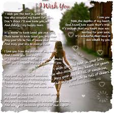 i wish you poetry poem i wish you the best in your