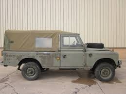 land rover series 3 109 land rover series iii 109 lhd lwb soft tops diesel for sale