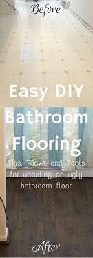flooring for bathroom ideas best 25 cheap bathroom flooring ideas on budget