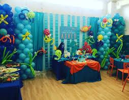 finding nemo birthday decorations if we had the money