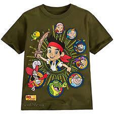 jake neverland pirates shirt ebay