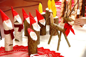 wooden outdoor decorations lights decoration